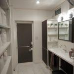 洗面室 ハイジ インテリア 新築 整理 収納 アドバイザー 鈴木 ゆり 川越 片づけ 断捨離
