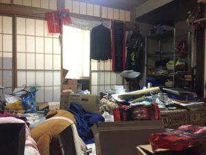 生前整理 ゴミ屋敷 関東 整理 収納