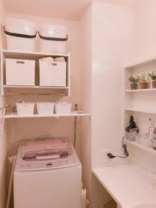 洗面室 整理収納 埼玉